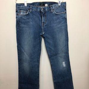 J.Crew Premium Bootcut Jeans